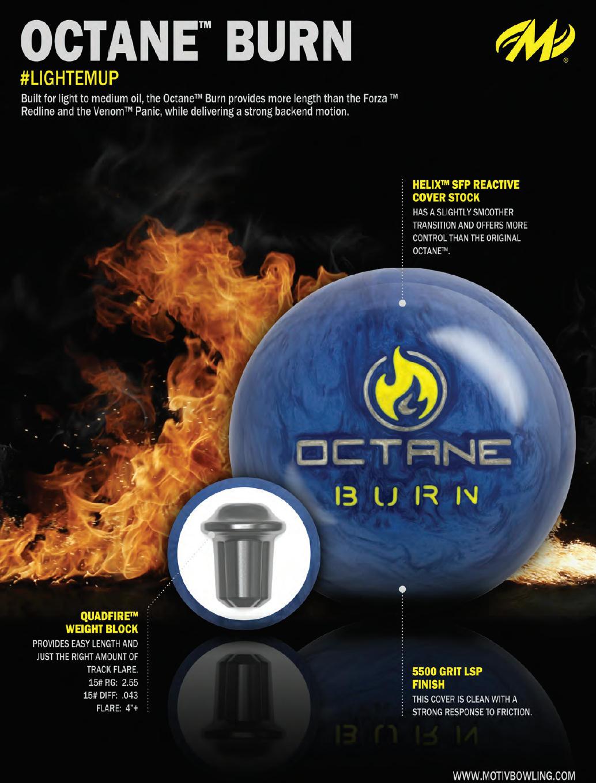 motiv octane burn